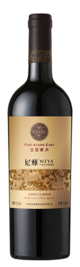 Niya, Five Stars East Cabernet Sauvignon, Tianshan Mountain North, Xinjiang, China, NV